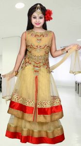 Images of Lehenga for Kids