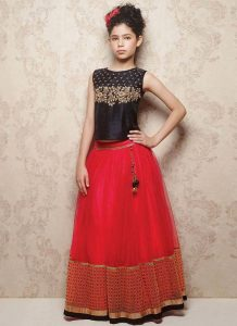 Lehenga for Kids Images