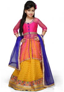 Lehenga for Kids Photos