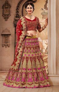 Marriage Lehenga Designs