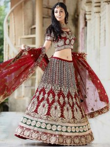 Marriage Lehenga Image