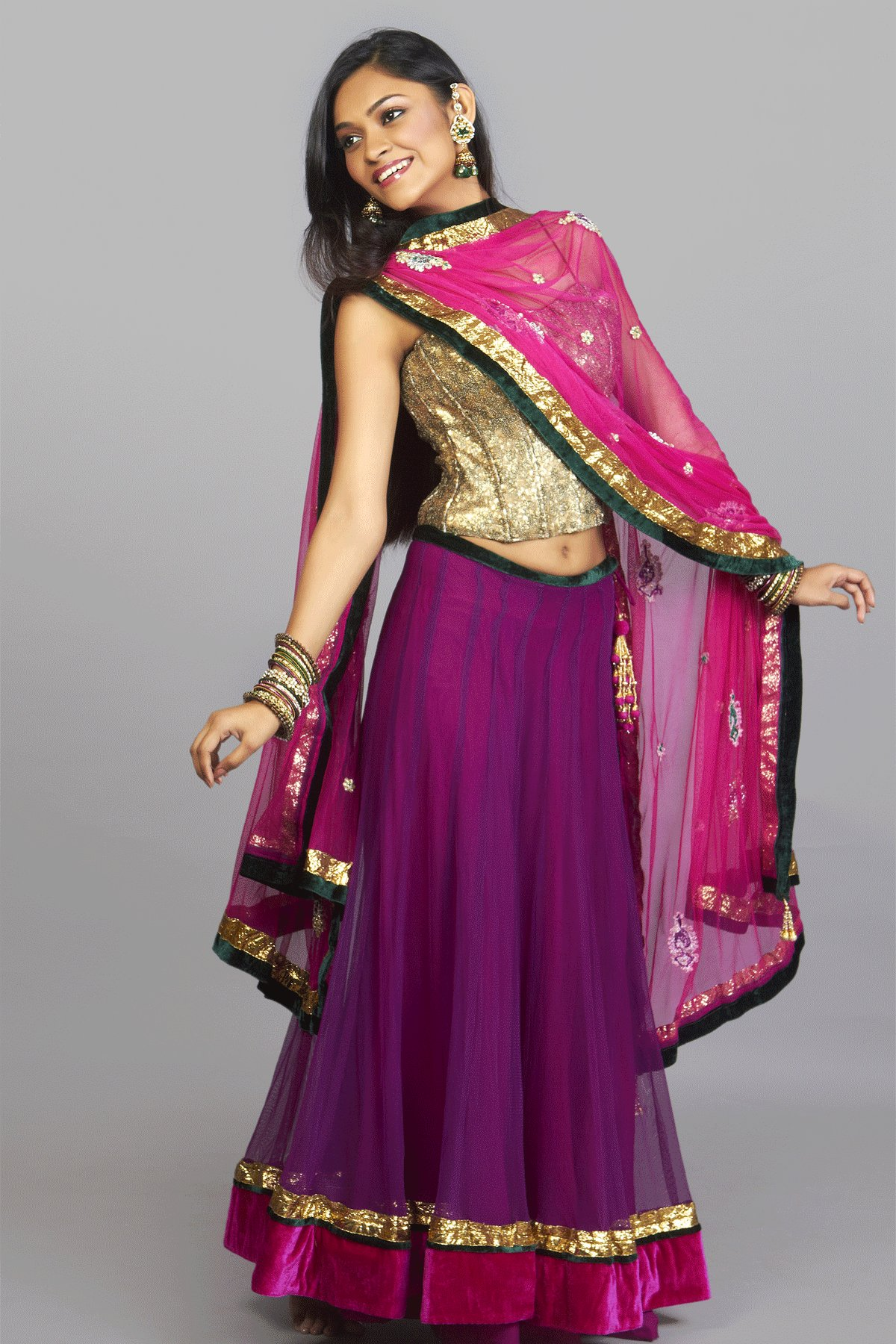 Net Lehenga Design And Pictures Lehenga Designs
